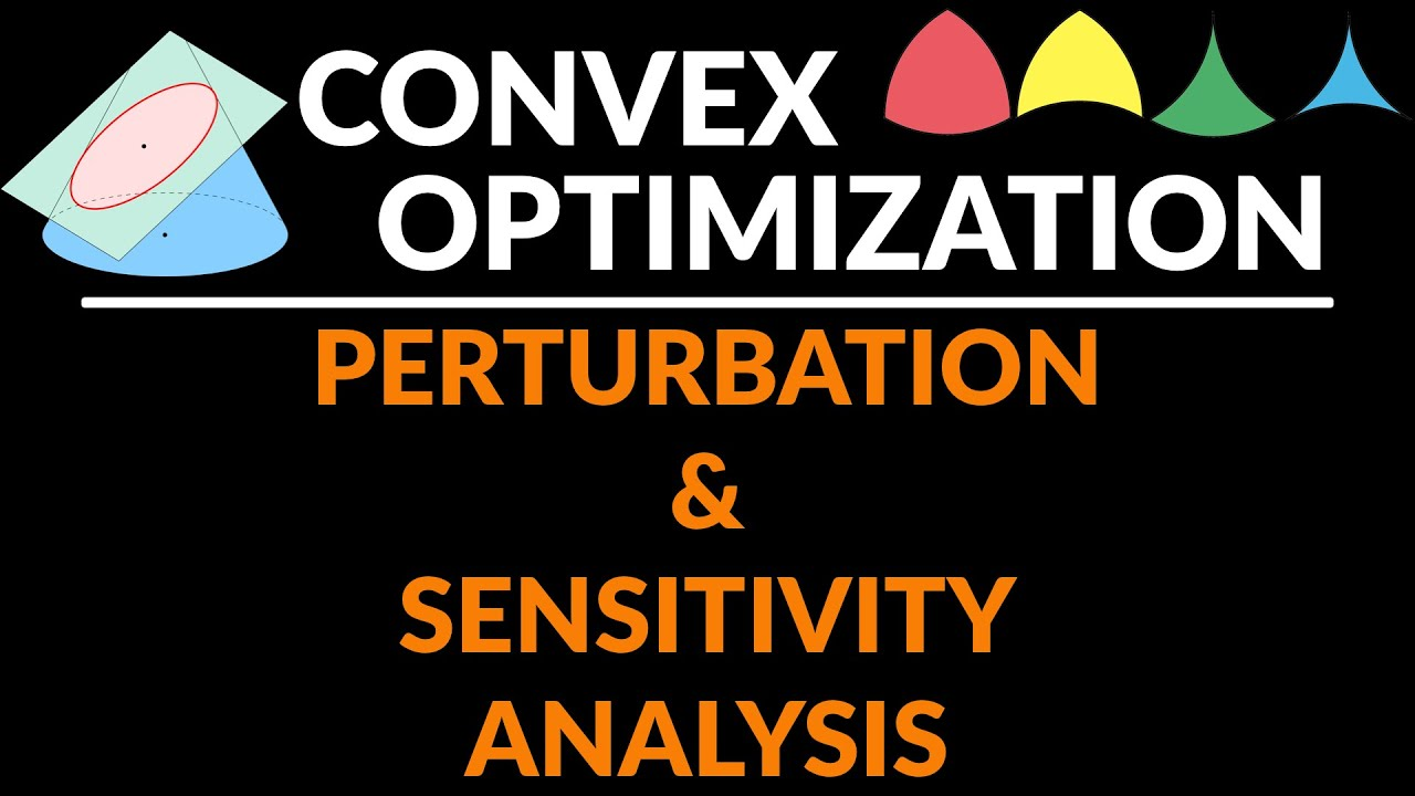 Perturbation & Sensitivity Analysis
